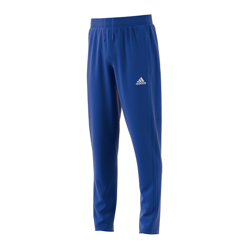 93e79d358 adidas Condivo 18 Track Pants Kids Blue White 128 for sale online | eBay