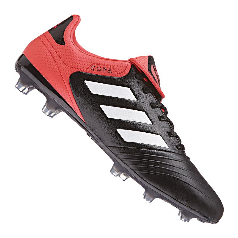 on sale fa720 96887 Adidas Copa 18.3 Fg Black Red