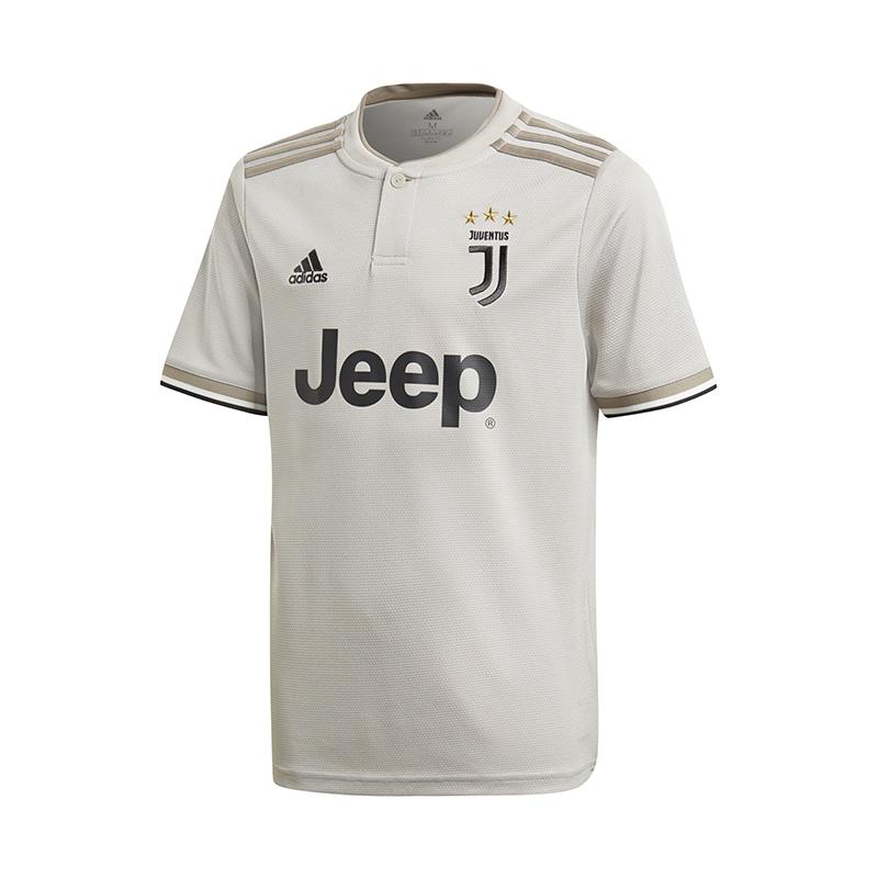 6ab6ef789 Kids 7 8 JUVENTUS Away Shirt 2018-19 Ronaldo 7 Printing Serie a ...