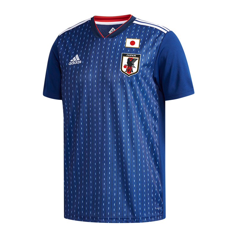 Adidas Japan Home Jersey World Cup 2018 Blue