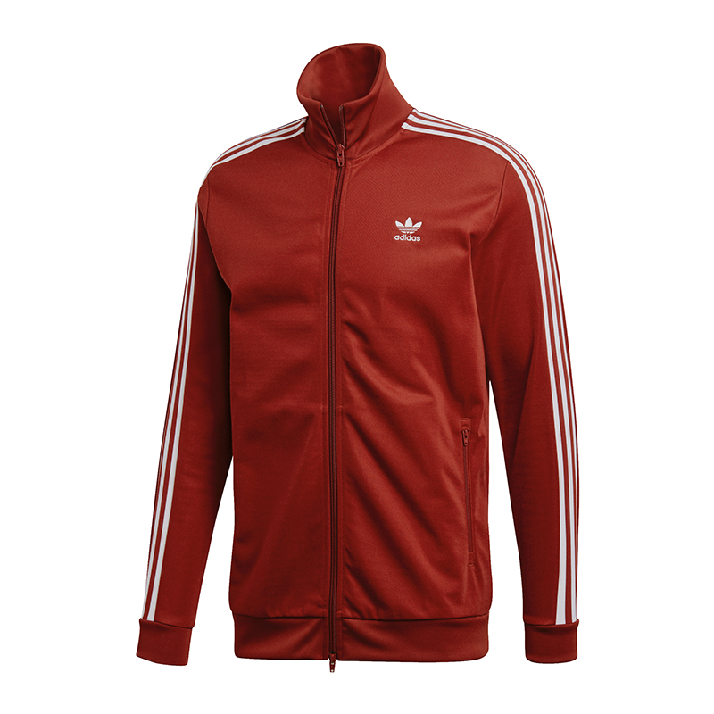Adidas Originals Beckenbauer Tracktop Red