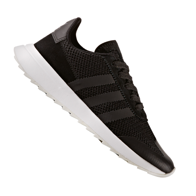 lowest price 5ad54 565a8 Adidas Originals Flashback Sneaker Donna Nero