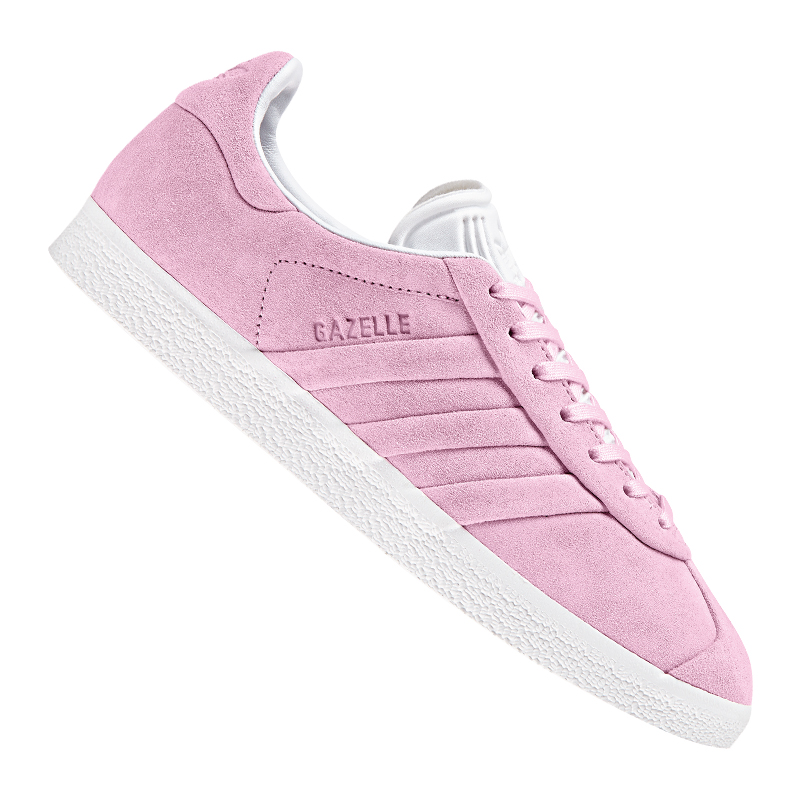 Adidas Gazelle Stitch and Turn W Damenschuhe Pink Schuhe 3.5 UK UK 3.5     8ad562