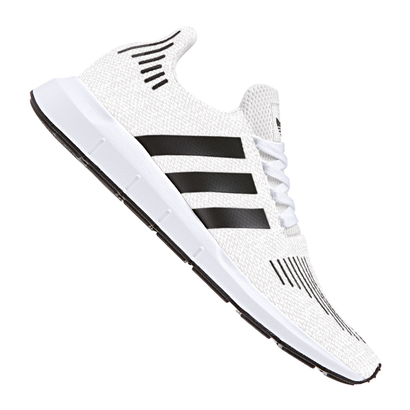 5ea64423d adidas SNEAKERS Swift Run CQ2116 White Black UK 7.5 for sale online ...