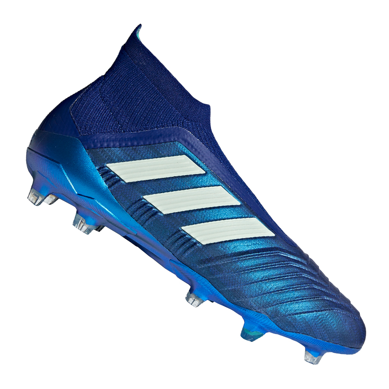 ee5cc4df0f7e adidas Predator 18 FG Blue Green 48 2/3 for sale online | eBay