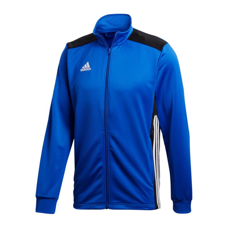 adidas REGISTA 18 Polyesterjacke blau schwarz XL