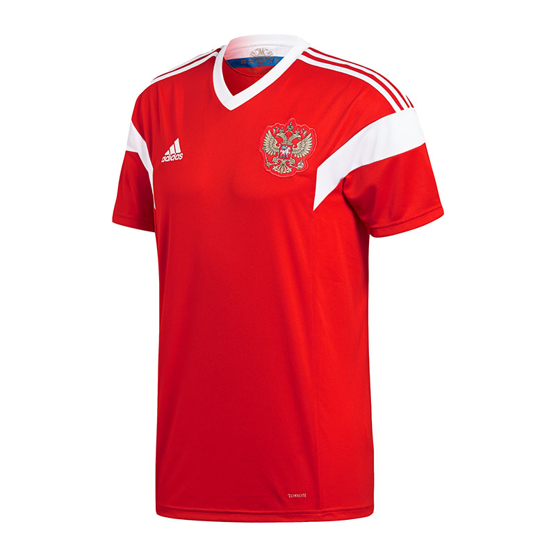 adidas Russia Home Jersey World Cup 2018 Red White