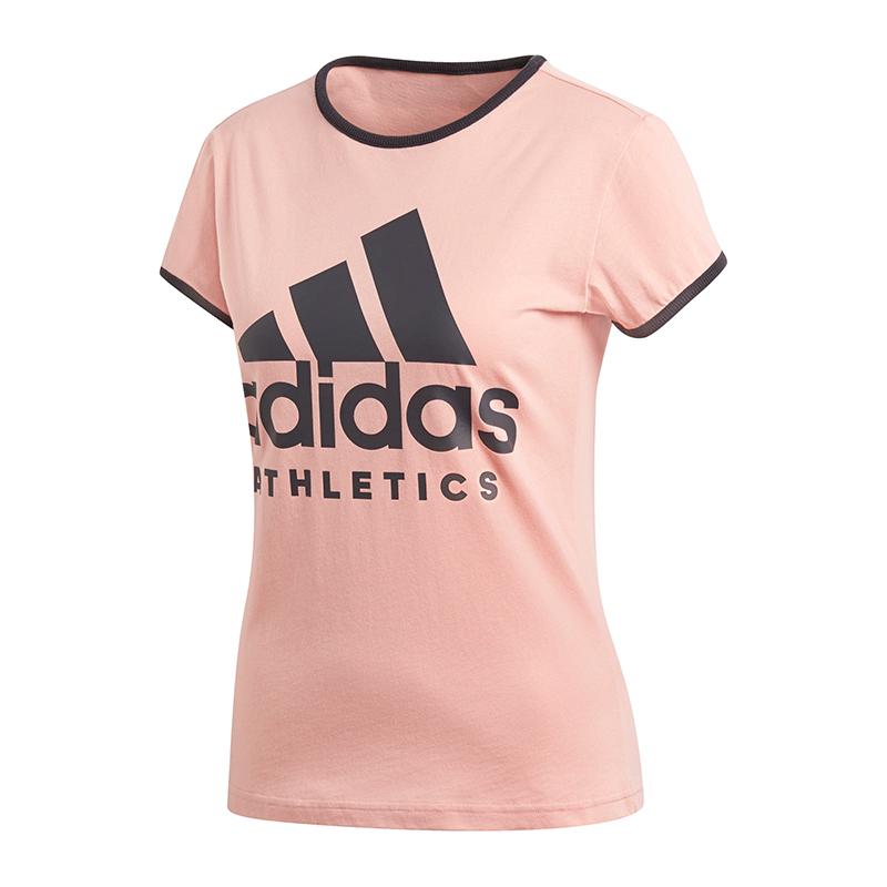 adidas t-shirts damen sport