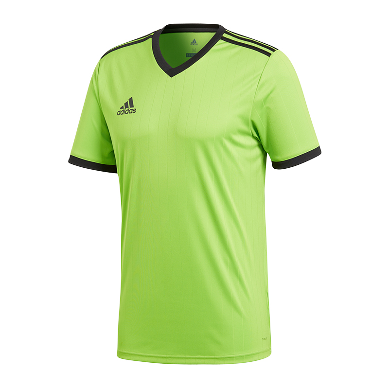 T shirt adidas Tabela 18 Jsy Ce1716 L grün