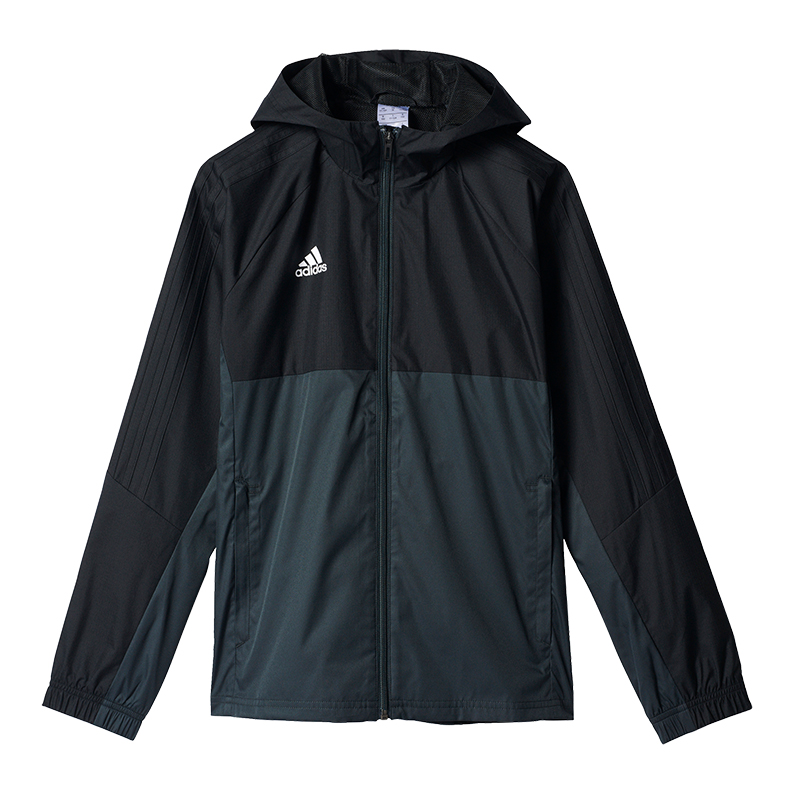 Adidas Tiro 17 Slicker Kids Black Grey