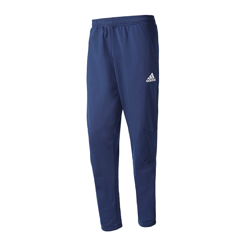 adidas Tiro 17 Trainingshose blau WEISS M Bq2619