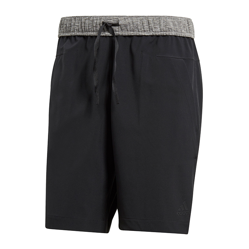 release date: 5e1ce 62ee4 Adidas Z. N.E.Double Sided Shorts Black Gray