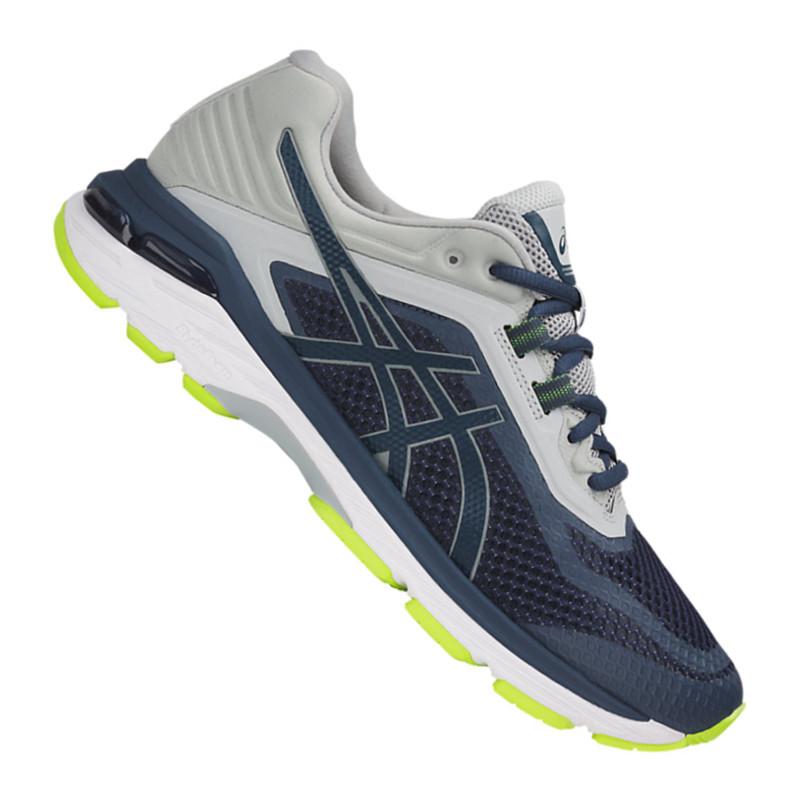 f29d66a3ff01 ASICS Gt-2000 6 Running blau grau F4949 42 5 günstig kaufen