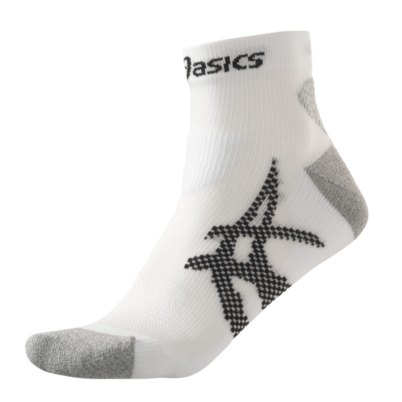 86b357528ab7 ASICS Kayano Sock Socks Running White F9001 47-49 for sale online