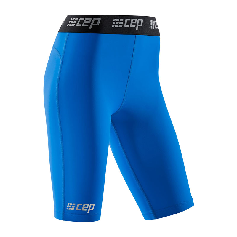 CEP Active Base Shorts Running Ladies Blue