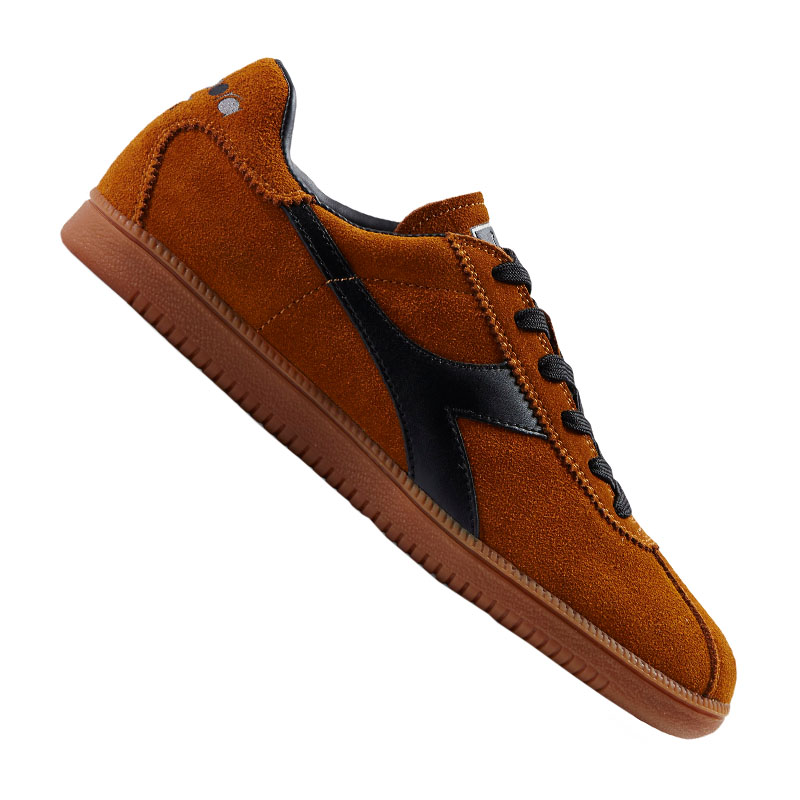 Alta qualit DIADORA Tokyo Sneaker Marrone f30147