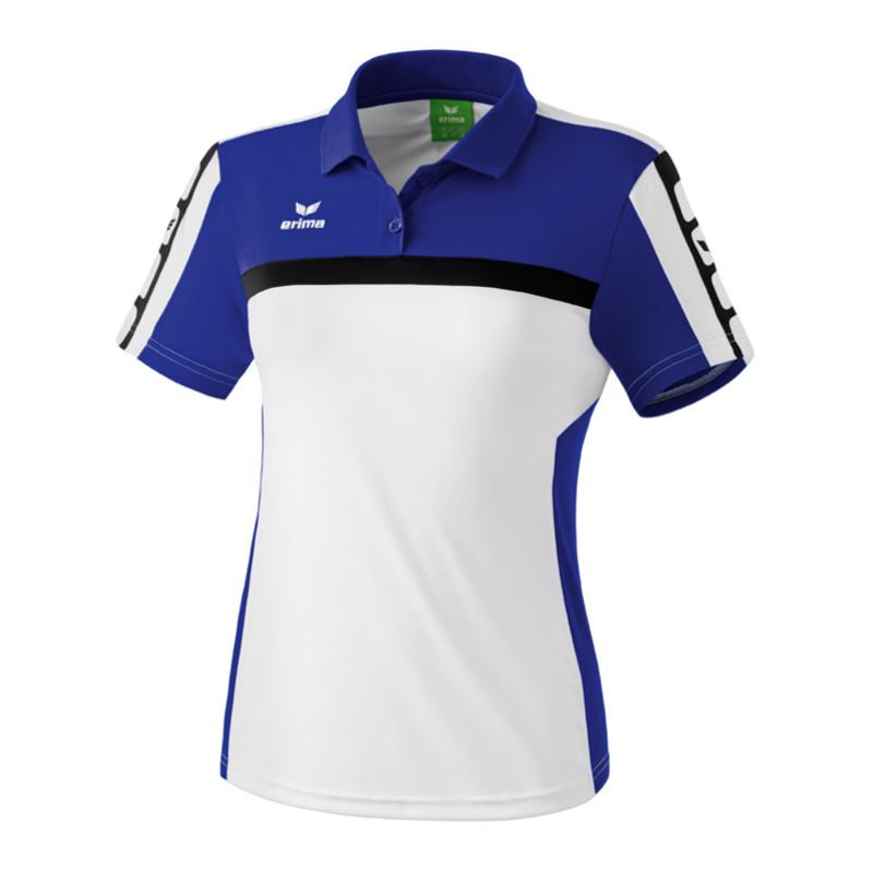 36 Blanco Azul Ebay Camiseta Polo Cubes Zhnufw71 5 Erima Mujer p6TYxTw