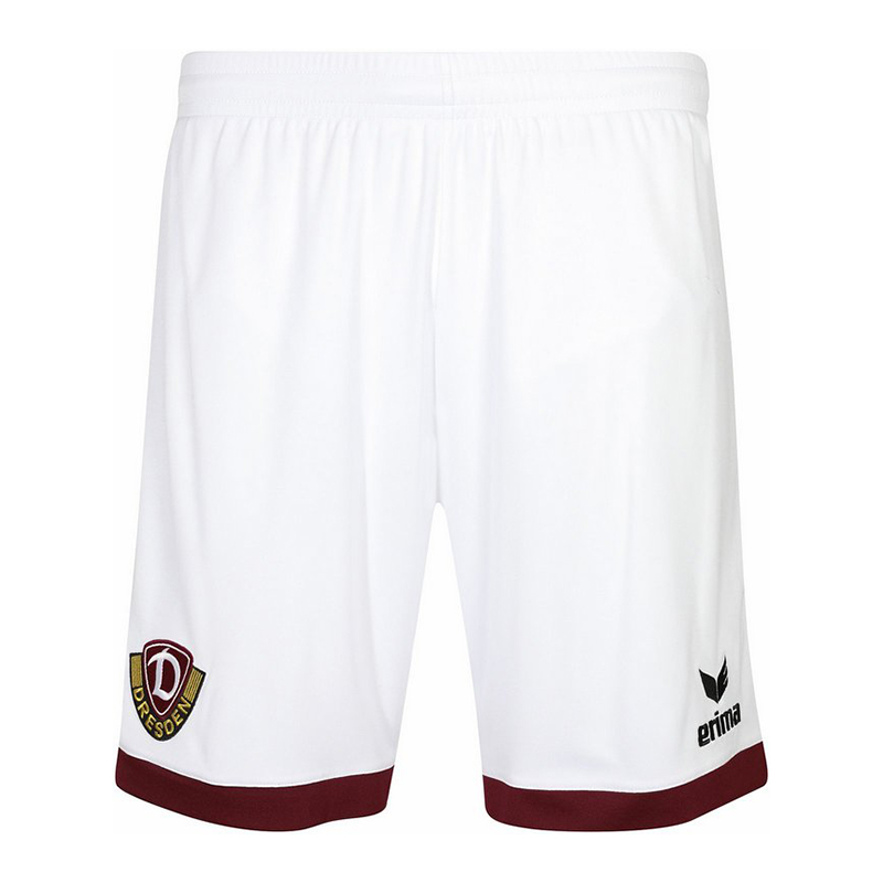 Erima DYNAMO DRESDEN Shorts Away 1718 Kids Red