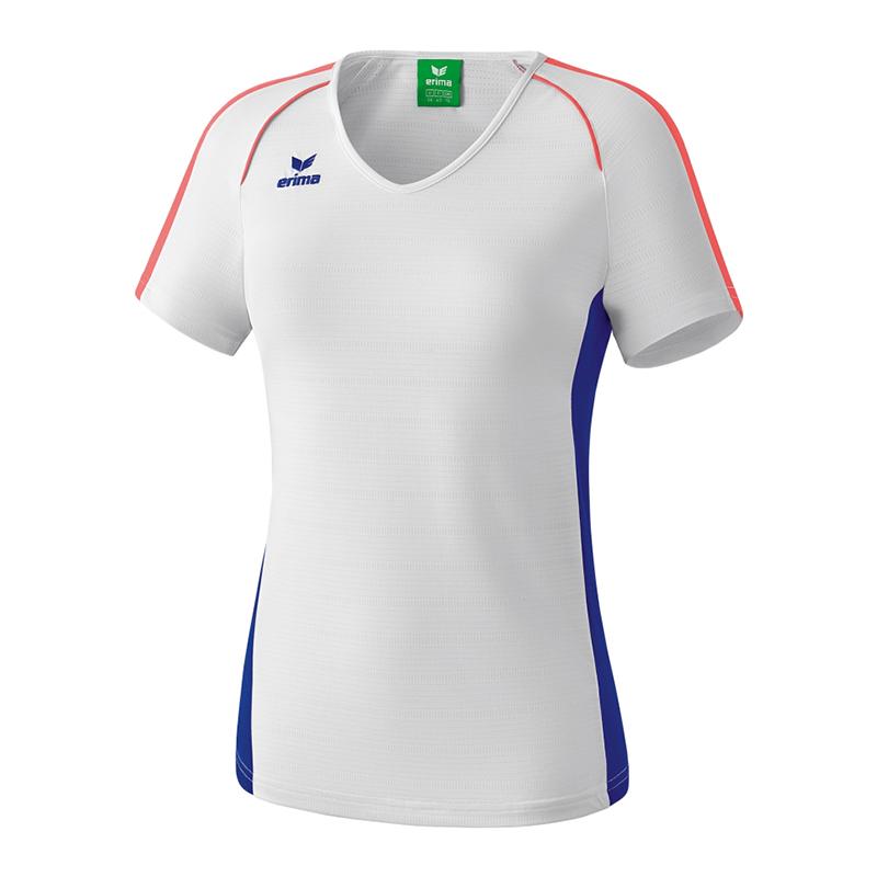 Erima Masters T-shirt pour femmes blanc bleu