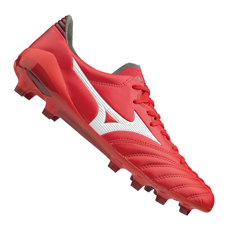 aa0bf3cbfb3a Mizuno Mens Morelia Neo II MD Running Shoes 10 UK. About this product.  Picture 1 of 4 ...