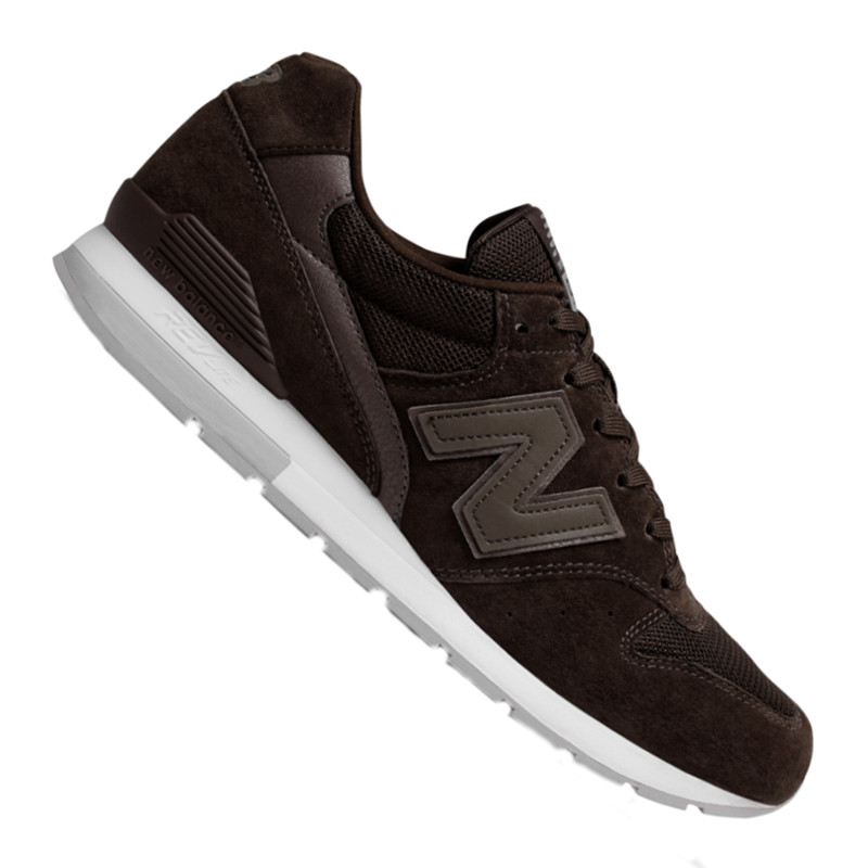 zapatillas new balance mrl996 lm marrón