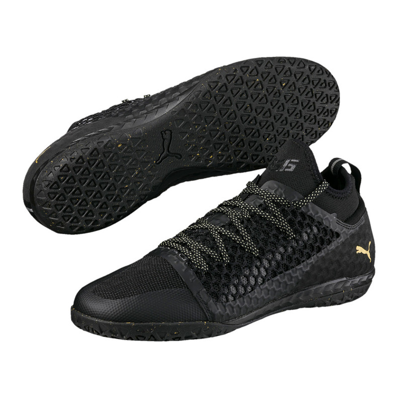 cfc6634468fe30 PUMA 365 Ignite Netfit Ct It Indoor Black F04 40. About this product.  Picture 1 of 4  Picture 2 of 4 ...