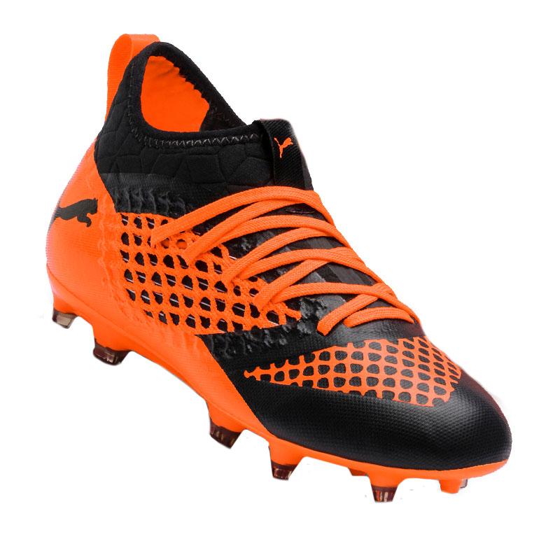 PUMA Future 2.3 Netfit Firm Ground ag Kids Football BOOTS Studs ... 55f004bd4d1a