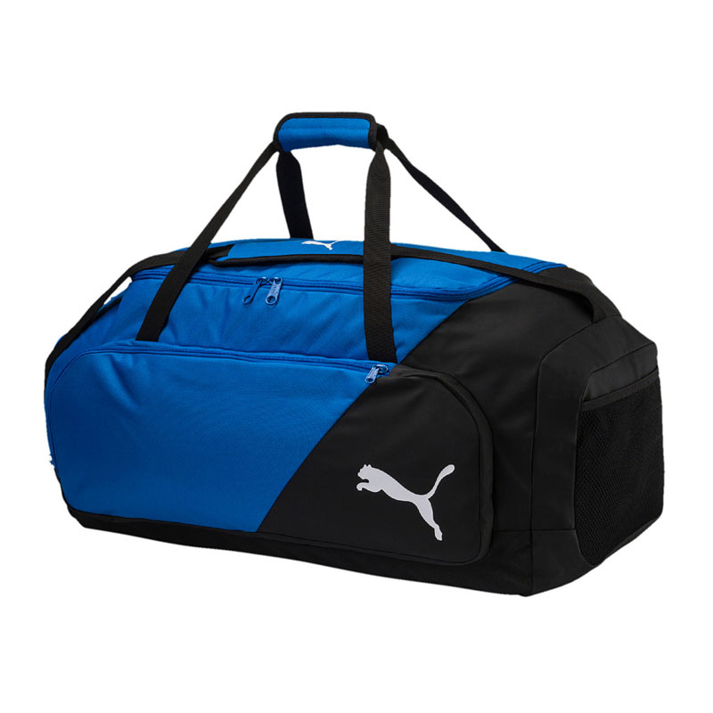 9bc2577ab5 Picture 1 of 3  Picture 2 of 3  Picture 3 of 3. Puma Liga Large Bag Blue  Black F03