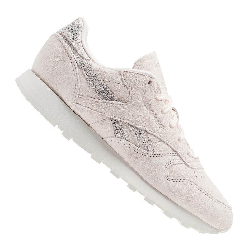 Reebok Classic Leather Shimmer Rosa oIO4vC