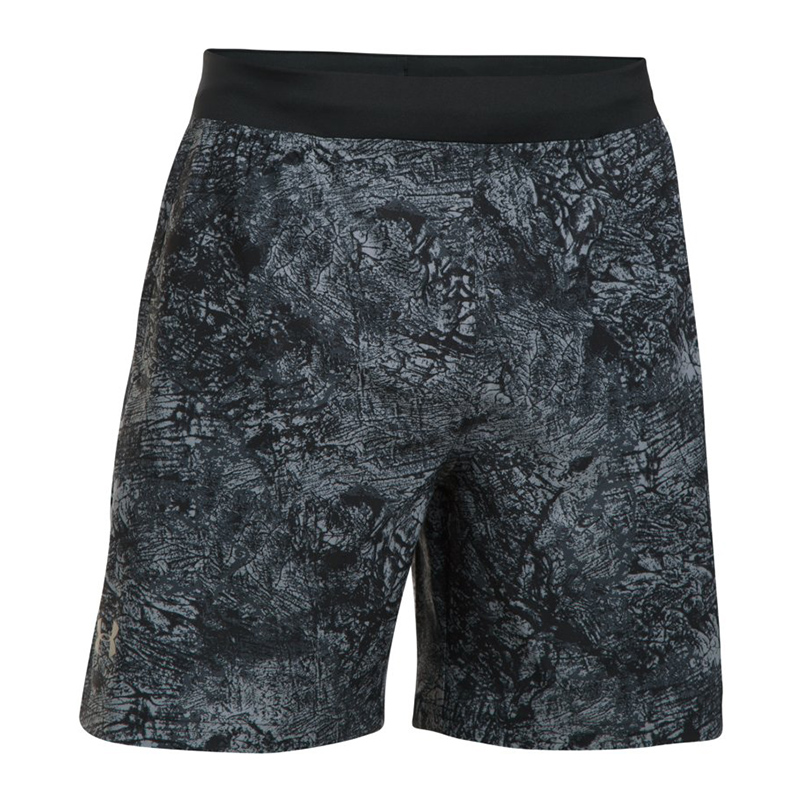 Under Armour SpeedPocket 7 PRT SHORTS GREY F035