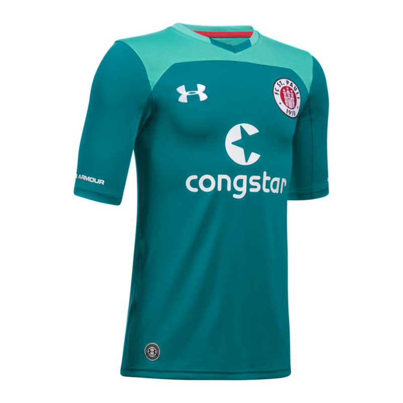 Under Armour ST.PAULI Goalie Jersey 1718 F158